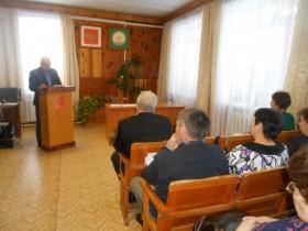 27 февраля 2018 года прошло заседание Совета сельского поселения.