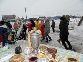 Масленица - это   любимый праздник сельчан. Каждый год в сельском поселении Семенкинский сельсовет проводят народные гуляния – Масленицу. Не стал исключением и этот год.